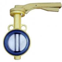 Wholesale brass butterfly valve from china suppliers