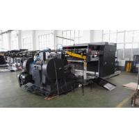 Wholesale Automatic die-cutter and creaser, auto feeding die cuting machine 1100/1300/1500mm from china suppliers