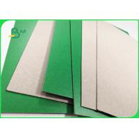 Buy cheap FSC Colored Book Binding Board For File Folders 0.4mm 0.5mm 0.6mm Hard Stiffness from wholesalers