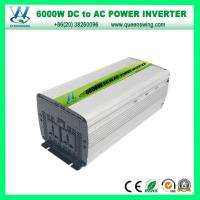 High Efficiency Full Capacity Converter 6000W Power Inverters (QW-M6000)