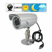Wholesale Waterproof 1/4 CMOS CCTV Surveillance TF DVR Camera Home Security Digital Video Recorder from china suppliers
