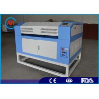 Wholesale Wood Craft Small CNC Laser Engraving Cutting Machine With Stepper Driver from china suppliers