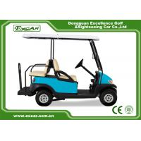 Electric Golf Carts 2 + 2 Seater With Trojan Battery/Curtis