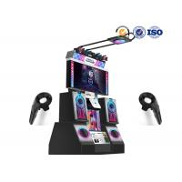 Wholesale Music Virtual Reality Game Simulator Karaoke Machine with 42 Inch HD Screen from china suppliers