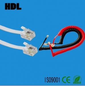 flat telephone cable 2c 4c 6c 8c