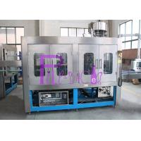 Wholesale Pure Drinking PET Bottle Water 3 In 1 Monoblock Manufacturing Equipment / Plant / Machine / System / Line from china suppliers