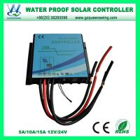 Water Proof Auto12v 24v 5a Pwm Solar Charge Controller