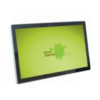 Wholesale 16G EMMC Flat Android Touch Panel PC Built In WIFI from china suppliers