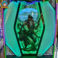 Wholesale Multi Game Classic Arcade Machines , Street Video Game Machine from china suppliers
