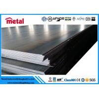 Wholesale A105 Mild Cold Rolled Steel Plate High Plasticity / Toughness Acid Resistant from china suppliers