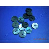 Wholesale Black MOP Shell Buttons with 2holes from china suppliers