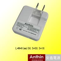 Wholesale 5V 1A  portable USB AC/DC Adapters with PSE certification from china suppliers