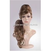 Wholesale plastic female mannequin head from china suppliers