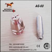 Buy cheap AG-60 electrode &nozzle from wholesalers