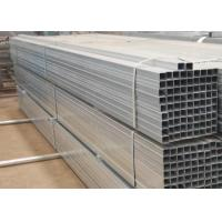Wholesale Metal Hollow Section Steel Pipe from china suppliers