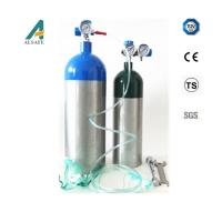 CE approved ML7 medical portable oxygen cylinder - shirly