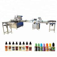 Buy cheap Electric Driven Single Head Liquid Filling Machine With SUS304 Stainless Steel from wholesalers