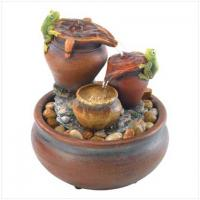 Wholesale Water Fountain Garden Foutain Resin Rockery from china suppliers