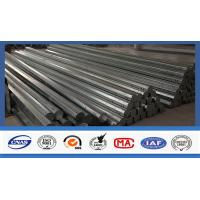 Wholesale 40 FT Octagonal Hot Dip Galvanized Tubular Steel Poles For Transimission Power Line from china suppliers