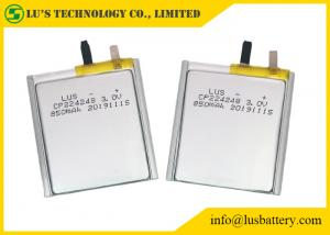 Wholesale LiMnO2 850mah Flexible Lithium Battery CP224248 Non Rechargeable from china suppliers