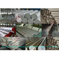 Wholesale Bright Hot Rolled ASTM 201 202 Stainless Steel Round Bars for Boiler , ASTM A276 A479 A484 Standard from china suppliers