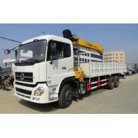 Wholesale 10 ton lifting Truck mounted crane, crane truck from china suppliers