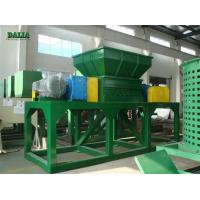 Wholesale PE PP Plastic Pipe Wood Pallet Shredder Microcomputer Automatic Control from china suppliers