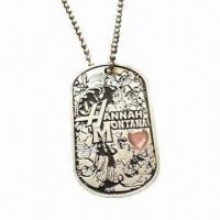 Wholesale Metal Necklace, Made of Alloy from china suppliers