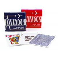 Aviator Pinochle Marked Card Deck / Invisible Spy Playing Cards For Poker Cheat