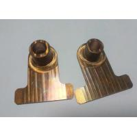 Wholesale Customized deep drawn metal stampings in brass sheet with progressive die from china suppliers
