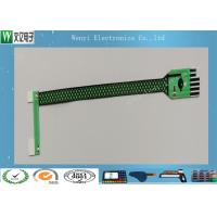 China EMI Shield Printed Double Layer PET Flex  Circuit Combine with Rigid PCB Board 2.54mm Pitch on sale