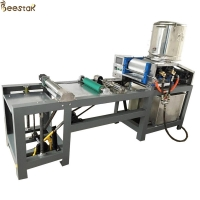 Wholesale One Piece Version Beeswax Machine beeswax foundation mill Machine from china suppliers