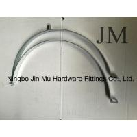 Wholesale Galvanized Cast Iron Saddle Industrial Hose Clamps Size 460mm Pipe Clamps Without Rubber from china suppliers