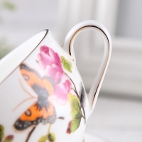 Wholesale Multicolored Lightahead 1100ml Unique Antique Ceramic Teapots Set from china suppliers