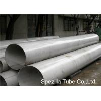 China ASTM A358 Class 1 TP316L Stainless Steel Round Tubing 1.4404 SS Pipe Welding on sale