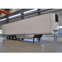 Wholesale 45ft Tri Axles Refrigerated Truck Trailer With Thermoking Refrigerator Units from china suppliers