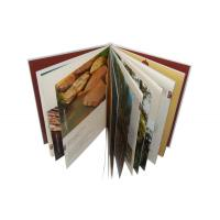 Wholesale Custom size 64p, 157gsm glossy art paper Story Hardcover Book Printing by Matte lamination from china suppliers