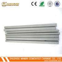 China Stainless Steel Machining Tungsten Carbide Strips YG6 YS2T WC Cobalt wholesale