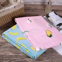 Wholesale Custom Printed Cotton Gauze Fabric , Organic Cheesecloth Fabric Breathable Eco Friendly from china suppliers