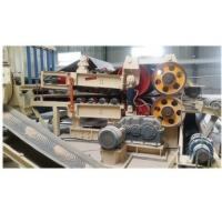 Wholesale Wheat Straw Magnesium Oxide Board Production Line Fully Automatic High Speed from china suppliers