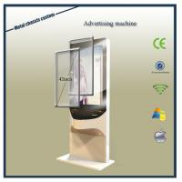 Wholesale Metal Chassis Custom Touch Screen Kiosk Monitor Ultra Thin LCD Advertising Player from china suppliers