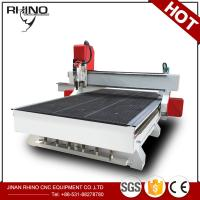 Wholesale Woodworking Use 1325 CNC Router Machine Heavy Duty Type With Servo Motor Drivers from china suppliers