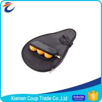 Wholesale Student Ball Table Tennis Bag Nylon Material With  27 X 17 X 3 Cm Size from china suppliers