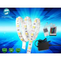 China Good quality DC12V 24V 14.41W/M waterproof flexible led strip light Outdoor For Home wholesale