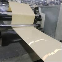 Wholesale 0.8mm white polypropylene sheet high quality PP plastic sheet roll with SGS certification from china suppliers