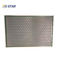 Buy cheap Factory Price High Vibrating Filter Flat Shaker Screen for Solid Control from wholesalers
