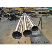 "China ASTM A270 TP316L S.S Welded Sanitary Pipe Polished 1 1/2""x0.065""x20ft for high purity wholesale"