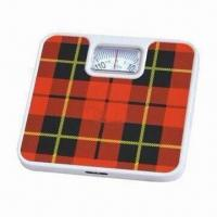 Wholesale Bathroom Scale with Capacity of 130kg, Measures 26 x 25 x 5cm from china suppliers