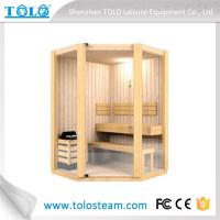 Polygon Cedar Sauna Cabins Indoor For 3 Person 6 Person