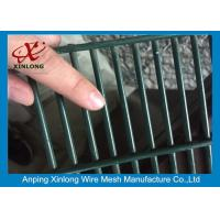 Wholesale 358 high security anti-climb welded wire mesh fence with good quality from china suppliers